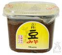 オーサワジャパン 有機立科豆みそ 750g