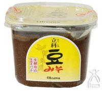 【オーサワジャパン】立科豆みそ 750g