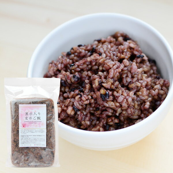 プレマシャンティ 黒米入り玄米ご飯 200g