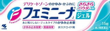 【第2類医薬品】小林製薬 フェミニーナジェル 15g[フェミニーナ 皮膚の薬]
