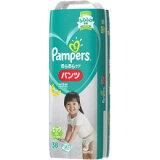 P&G パンパース さらさらパンツ スーパージャンボ ビッグ38枚×4個セット[パンパース パンツ おむつ・オムツ] (毎)