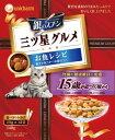 銀のスプーン 三ツ星グルメ 腎臓の健康維持に配慮 15歳が近づく頃から お魚レシピ 240g[銀のスプーン キャットフード ドライ] (応) その1