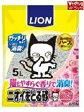 【応援特価!!】ニオイをとる砂 フローラルソープの香り 5L[猫砂]