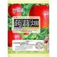 【【応援特価!!】】マンナンライフ蒟蒻畑 りんご味12個入り1袋