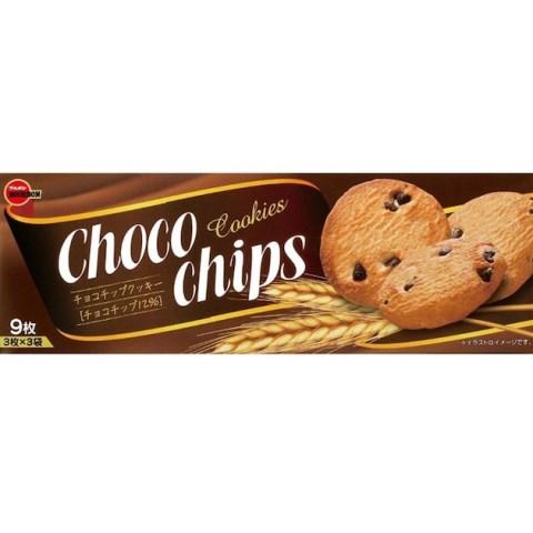 ブルボン チョコチップクッキー 9枚×12個セット[チョコチップクッキー]