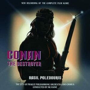 【中古】Ost: Conan the Destroyer / Basil Poledouris c3844【中古CD】