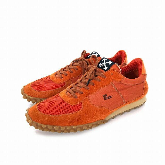 メンズ靴, スニーカー  OFF WHITE Vintage Runner 180522 VECTORRefine