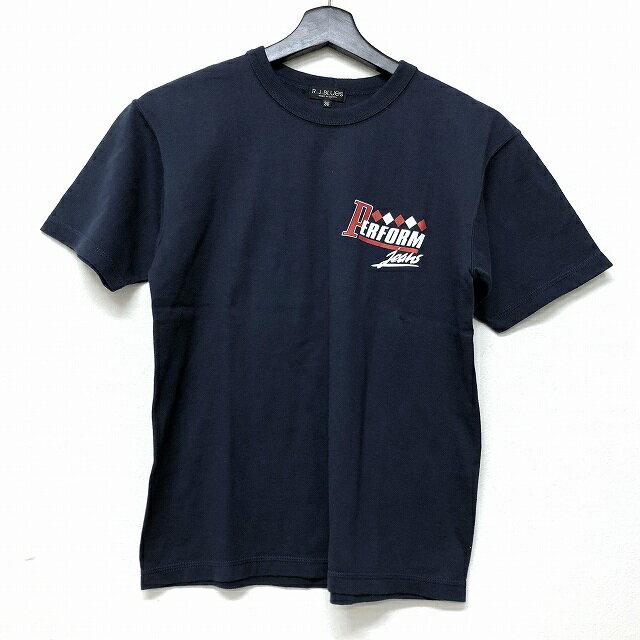 トップス, Tシャツ・カットソー  THE FLAT HEAD R.J.B T PERFORM 36 181104 VECTORRefine
