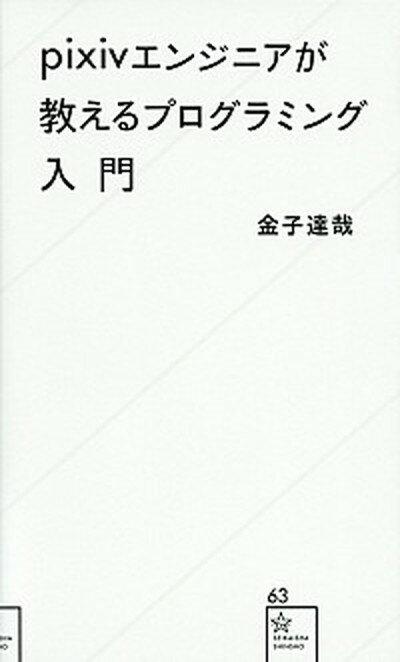 【中古】pixivエンジニアが教えるプログラミング入門 /星海社/金子達哉 (新書)