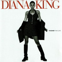 【中古】CD TOUGHER THAN LOVE/DIANA KING