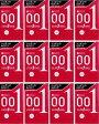 【送料無料】【即納】オカモトゼロワン 0.01 3個入り×12箱セット(36回分)【ヘビーユーザー感射セット】