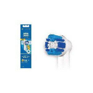 充電式回転電動歯ブラシ ブラウンオーラルB 交換用替ブラシ パーフェクトクリーン 2個入り