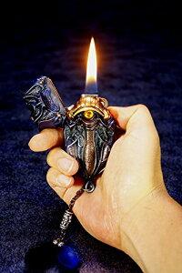 魔導火クロウライター!牙狼 EX合金 魔導火・クロウ オイルライター ガロ GARO