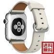 アップル(Apple) 純正 Apple Watch クラシックバックル (42mm, ホワイト)