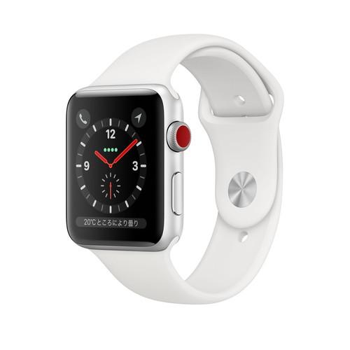 腕時計, スマートウォッチ  Apple Watch Series 3 38mm 3 (GPSCellular)MTGN2JA