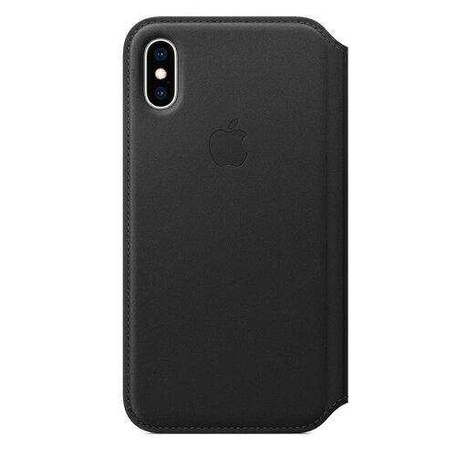 Apple(アップル)『iPhoneXSレザーフォリオ』