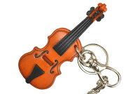 ヴァイオリン チャーム バンカクラフト レビュー キーホルダ アクセサリー ファッション
