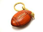 ラグビーボール キーホルダー バンカクラフト レビュー スポーツ フットボール アクセサリー チャーム