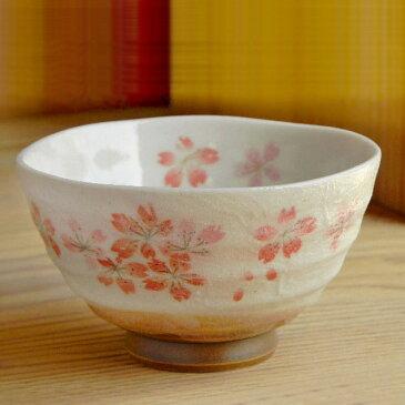 【ポイント10倍】平安桜茶碗 カフェ食器/業務用/ご飯/ごはん/ちゃわん/和食器/おいしい/春