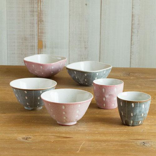 シード 角小鉢:グレー /TOJIKITONYA/ボウル/和食器