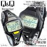 CITIZEN シチズンQ&Q ランニング メンズ 腕時計 MSP1J1