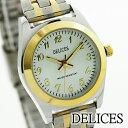 DELICES 腕時計 見やすい文字盤 DE126-01 レディース