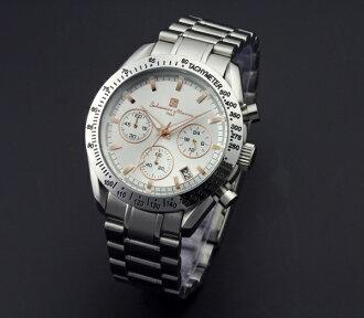 Watch men's popular brand Salvatore Marra SM12135-SSSVPG