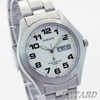 RAYARD腕時計RY159-01メンズ