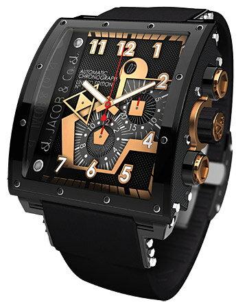 腕時計 ユニセックス JACOB&Co. ジェイコブ 腕時計 EPIC jc-q4b 正規品