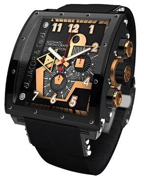 腕時計 ユニセックス JACOB&Co. ジェイコブ 腕時計 EPIC jc-q4b 正規品 送料無料