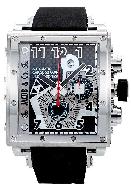 腕時計 ユニセックス JACOB&Co. ジェイコブ 腕時計 EPIC v2-q1 正規品