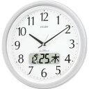 時計 ネムリーナカレンダーM02シチズン CITIZEN リズム時計 ネムリーナカレンダーM02