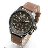 TIMEX タイメックス 腕時計 T49905 EXPEDITION FIELD CHRONOGRAPH / エクスペディション フィールドクロノグラフ ミリタリーウォッチ メンズ レディース 時計 アナログ ミリタリー カジュアル ブラック