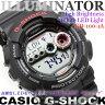 ジーショック G-SHOCK CASIO Gショック ILLUMINATOR メンズウォッチ カシオ ジーショック イルミネーター GD-100-1A