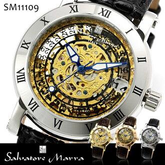Watch mens men's watch Salvatore Mara men's Salvatore Marra sm11109