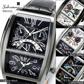 Watch mens men's watch Salvatore Mara men's Salvatore Marra sm11123