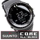 スント SUUNTO コア オールブラック ブランド腕時計【人気 ランキング獲得】CORE Vect ...