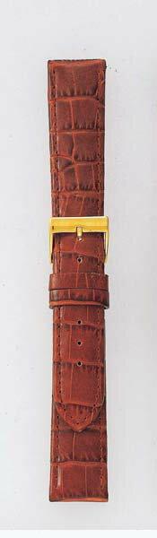 バンビ 時計 BAMBI SK08C ブラウン カーフ型押し