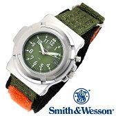 [正規品] スミス&ウェッソン Smith & Wesson ミリタリー腕時計 LAWMAN WATCH SWW-11-OD OLIVE DRAB [あす楽] [ラッピング無料] [送料無料]