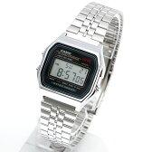カシオ 腕時計 腕時計 メンズ CASIO STANDARD DIGITAL MENS デジタル チプカシ チープカシオ プチプラ メタルベルト【メール便で送料無料】