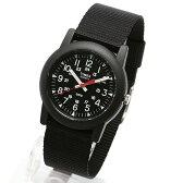 TIMEX タイメックス 腕時計 T18581 CAMPER / キャンパー ミリタリーウォッチ メンズ レディース 時計 アナログ ミリタリー カジュアル ブラック