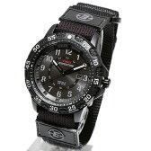TIMEX タイメックス 腕時計 T49997 EXPEDITION RUGGED FIELD/エクスペディション ラギッドフィールド ミリタリーウォッチ メンズ レディース 時計 アナログ ミリタリー カジュアル ブラック インディグロナイトライト搭載