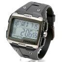 TIMEX タイメックス 腕時計 TW4B02500 EXPEDITION GRID SHOCK/エクスペディション グリッドショック ミリタリーウォッチ メンズ レディース 時計 デジタル ミリタリー カジュアル ブラック