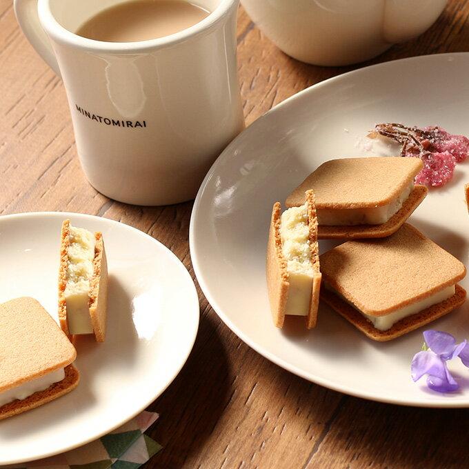 バニラビーンズショーコラスプリングセット4個入スイーツチョコレートクッキーサンド春ギフトギフト桜さくら