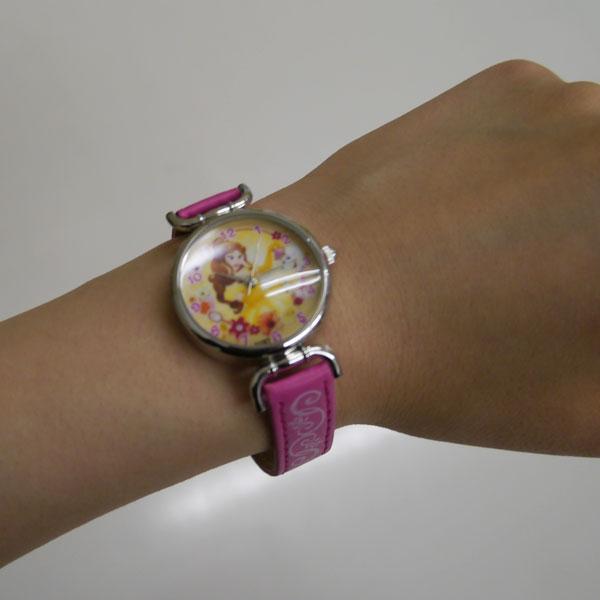 ディズニー 女の子 腕時計 1500 リストウォッチ ミニー デイジー アリス 不思議の国のアリス ミニーマウス デイジーダック かわいい  キャラクター ピンク パープル 水色 ディズニー disney キッズ ジュニア 子供 こども 幼稚園 保育園