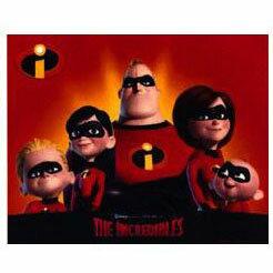 ディズニー ピクサー Mr.インクレディブル ミスターインクレイデブルミニサイズポスター《The Incredibles》 通販 楽天 販売  プレゼント