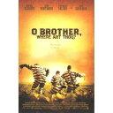 バニティスタジオプレゼンツで買える「映画ポストカード オーブラザー 【O BROTHER WHERE ART HOU?】 通販  プレゼント」の画像です。価格は108円になります。