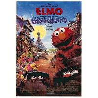セサミストリートエルモポストカード【Elmo】SesameStreet
