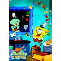 スポンジ・ボブポストカード【SpongeBob】スポンジボブ・スクエアパンツ/バーガー
