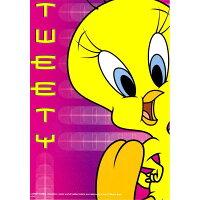 ワーナー/トゥイーティーポストカード【TweetyBird】ルーニー・テューンズ